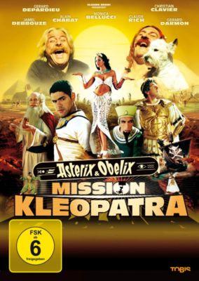 Asterix und Obelix: Mission Kleopatra, René Goscinny, Albert Uderzo