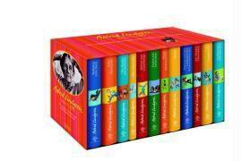 Astrid-Lindgren-Edition, 12 Bde., Astrid Lindgren