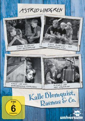 Astrid Lindgren: Kalle Blomquist & Rasmus, Astrid Lindgren
