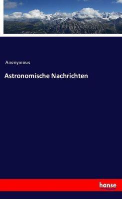 Astronomische Nachrichten, Anonymous