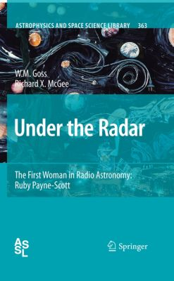 Astrophysics and Space Science Library: Under the Radar, Richard McGee, Miller Goss
