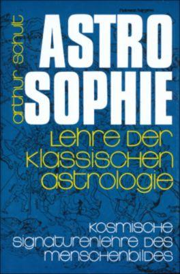 Astrosophie als kosmische Signaturenlehre des Menschenbildes, Arthur Schult