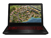 ASUS FX504GD-DM116T IC i5-8300H 39,6cm 15,6Zoll 8GB DDR4 1TB HDD + 8GB Cache FireCuda SSHD NVIDIAGeForceGTX1050 Win10 Black 2J PUR - Produktdetailbild 10