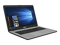 ASUS N705UD-GCJ28T IC i5-8250U 43,9cm 17,3Zoll Non-Glare 8GB DDR4 256GB SSD+1TB HDD SATA NVidia GTX1050 Win10 Dark Grey Metal 2J PUR - Produktdetailbild 3