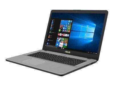 ASUS N705UQ-BXS39T IC i5-8250U 43,9cm 17,3Zoll Non-Glare 8GB DDR4 1TB HDD SATA NVidia 940MX Win10 Dark Grey Metal 2J PUR