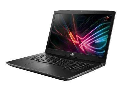 ASUS ROG GL703VD-GC024T Ci7-7700HQ 43,9cm 17,3Zoll FHD Non-Glare 8GB DDR4 256GB SSD + 1TB HDD SATA NVidia GTX 1050 Win10 2J PUR