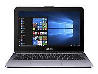ASUS TP203NAH-BP093T QC N4200 29,5cm 11,6Zoll HD Touch Glare 4GB DDR3 1.000GB HDD SATA Intel HD Win10 Star Grey 1J PUR - Produktdetailbild 2