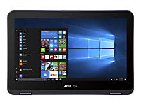 ASUS VIVOBOOK FLIP TP203NAH-BP093T Pentium N4200 29,46cm 11,6Z Touch HD WV Glare 4GB DDR3 1TB HDD SATA IntelHD Win10 StarGrey 1JPUR - Produktdetailbild 5