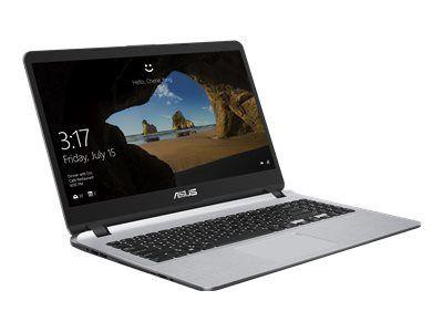 ASUS VIVOBOOK X507UA-BQ168T ICi3-6006U 39,62cm 15,6Zoll FHD WV Uslim Non-Glare 8GB DDR4 1TB HDD SATA IntelHD Win10 StarGray 2J PUR