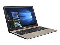 ASUS VIVOBOOK X540NA-GQ151T Pentium N4200 39,62cm 15,6Z Non-Glare 8GB DDR3 256GB SSD SATA3 IntelHD Ext.Drive Win10 ChocoBlack 1J PUR - Produktdetailbild 1