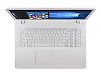ASUS VIVOBOOK X705NA-BX106T Pentium N4200 43,94cm 17,3Zoll Non-Glare 8GB DDR3 1TB HDD SATA IntelHD Win10 White 1J PUR - Produktdetailbild 5