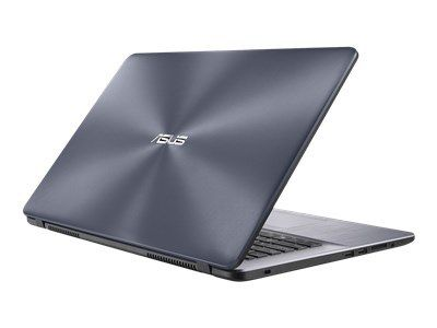 ASUS VIVOBOOK X705UA-BX065T ICi3-7100U 43,94cm 17,3Zoll Non-Glare 8GB DDR4 1TB HDD SATA IntelHD Win10 StarGray 2J PUR