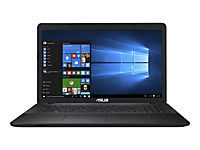 ASUS VIVOBOOK X751NA-TY005T Celeron N3350 43,94cm 17,3Zoll Glare 4GB DDR3 500GB HDD SATA IntelHD Win10 Ext.Drive Black 1J PUR - Produktdetailbild 5