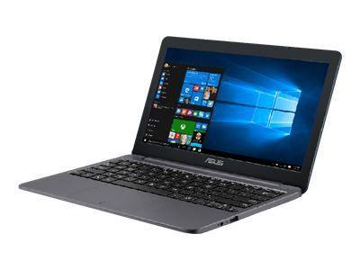 ASUS X207NA-FD102T DC N3350 29,5cm 11,6Zoll HD Glare 2GB LPDDR3 32GB eMMC IntelHD Win10 StarGrey 1J PUR