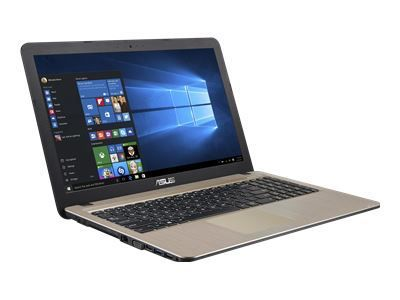 ASUS X540NA-GQ150T QC N4200 39,6cm 15,6Zoll Non-Glare 8GB DDR3 1TB HDD SATA Intel HD Ext.Drive Win10 Black 1J PUR