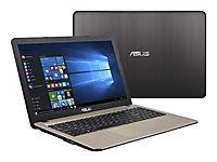 ASUS X540NA-GQ150T QC N4200 39,6cm 15,6Zoll Non-Glare 8GB DDR3 1TB HDD SATA Intel HD Ext.Drive Win10 Black 1J PUR - Produktdetailbild 1
