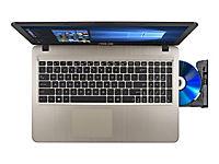 ASUS X540NA-GQ150T QC N4200 39,6cm 15,6Zoll Non-Glare 8GB DDR3 1TB HDD SATA Intel HD Ext.Drive Win10 Black 1J PUR - Produktdetailbild 2
