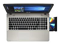 ASUS X541NA-GQ588T QC N4200 39,6cm 15,6Zoll HD Slim Non-Glare 8GB DDR3 256GB HDD SATA3 IntelHD DVDRW DL WIN10 1J PUR - Produktdetailbild 3