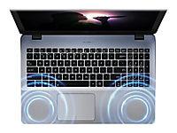 ASUS X542UN-DM129T IC i5-8250U 39,6cm 15,6Zoll FHD USlim Non-Glare 8GB DDR4 256GB SSD SATA NVidia MX150/4G DVDRW DL 2J PUR - Produktdetailbild 4