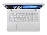ASUS X705NA-BX106T QC N4200 43,9cm 17,3Zoll Non-Glare 8GB DDR3 1TB HDD SATA IntelHD Win10 White 1J PUR - Produktdetailbild 5
