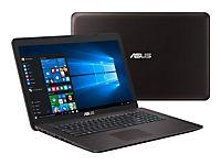 ASUS X756UX-T4336T i5-7200U 43,9cm 17,3Zoll Non-Glare 12GB DDR4 128GB SSD+1TB HDD SATA NVidia GTX950M Win10 DVDRW  GrayMetal 2J PUR - Produktdetailbild 8