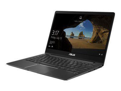 ASUS ZenBook 13 IC i7-8550U 33,8cm 13,3Zoll Ultra Slim FHD Non-Glare 8GB DDR3 256GB SSD SATA IntelHD WIN10Pro SlateGray 2J PUR