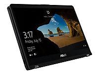 ASUS ZenBook Flip 15 CI i7-8550U 39,6cm 15,6Zoll UltraSlim UHD GlareTouch 16GB DDR4 256GB SSD+2TB HDD SATA NVidia GTX 1050/2G 2J PUR - Produktdetailbild 11