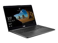 ASUS ZenBook Flip 15 CI i7-8550U 39,6cm 15,6Zoll UltraSlim UHD GlareTouch 16GB DDR4 256GB SSD+2TB HDD SATA NVidia GTX 1050/2G 2J PUR - Produktdetailbild 10