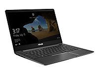 ASUS ZenBook13 UX331 IC i7-8550U 33,8cm 13,3Zoll FHD Non-Glare 8GB LPDDR3 256GB SSD SATA3 NVidiaMX150 Win10 Slate Grey 2J PUR - Produktdetailbild 6