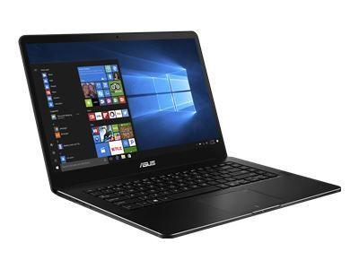 ASUS ZenBookPro UX550 IC i7-7700HQ 39,6cm 15,6Zoll FHD Non-Glare 16GB DDR4 512GB SSD PCIe NVidia GTX1050 Win10 Black 2J PUR