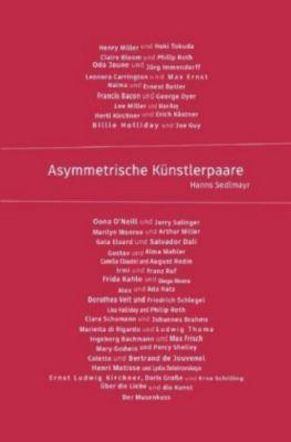 Asymmetrische Künstlerpaare - Hanns Sedlmayr |