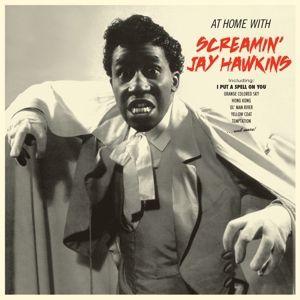 At Home With Screamin' Jay Hawkins (Ltd.180g (Vinyl), Screamin' Jay Hawkins