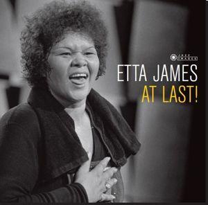 At Last! (180g Vinyl)-Jean-P, Etta James