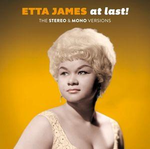 At Last! The Stereo & Mono Versions+4 Bonus Tracks, Etta James