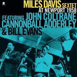 At Newport 1958 (Ltd.180g Vinyl), Miles Sextet Davis