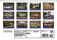 At the backyards of Alaska / UK-Version (Wall Calendar 2019 DIN A4 Landscape) - Produktdetailbild 13