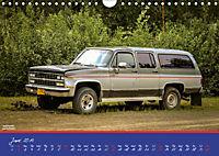At the backyards of Alaska / UK-Version (Wall Calendar 2019 DIN A4 Landscape) - Produktdetailbild 6