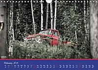 At the backyards of Alaska / UK-Version (Wall Calendar 2019 DIN A4 Landscape) - Produktdetailbild 2