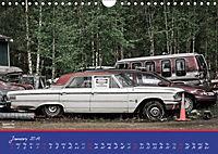 At the backyards of Alaska / UK-Version (Wall Calendar 2019 DIN A4 Landscape) - Produktdetailbild 1