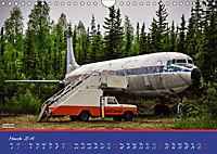 At the backyards of Alaska / UK-Version (Wall Calendar 2019 DIN A4 Landscape) - Produktdetailbild 3