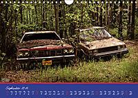 At the backyards of Alaska / UK-Version (Wall Calendar 2019 DIN A4 Landscape) - Produktdetailbild 9