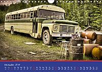At the backyards of Alaska / UK-Version (Wall Calendar 2019 DIN A4 Landscape) - Produktdetailbild 11