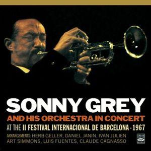 At The Ii Festival Internacional De Barcelona 1967, Sonny Grey
