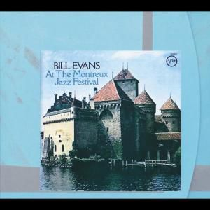 At The Montreux Jazz Festival, Bill Evans