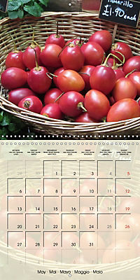 At the weekly market (Wall Calendar 2019 300 × 300 mm Square) - Produktdetailbild 5