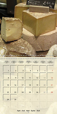 At the weekly market (Wall Calendar 2019 300 × 300 mm Square) - Produktdetailbild 4