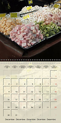 At the weekly market (Wall Calendar 2019 300 × 300 mm Square) - Produktdetailbild 12