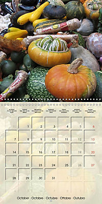 At the weekly market (Wall Calendar 2019 300 × 300 mm Square) - Produktdetailbild 10