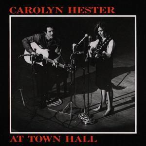 At Town Hall, Carolyn Hester