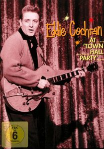 At Town Hall Party, Eddie Cochran